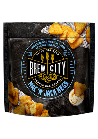 Brew city mac n jack kegs packaging
